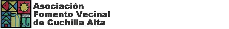 Asociación Fomento Vecinal de Cuchilla Alta